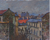 Roofs of Paris, 1994