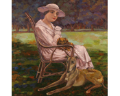 Lady in the Park, 2002